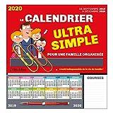FrigoBloc Le calendrier ultra simple pour une famille organisée ! De Sept 2019...