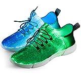 Shinmax LED Chaussures CE Certificat 7 Couleurs Allumez Chaussures des...