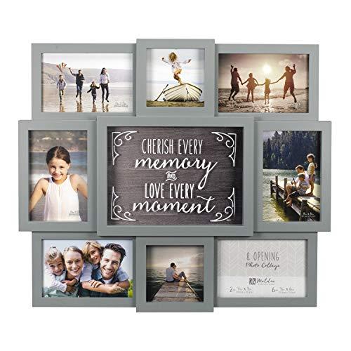 Malden 8372-08 8-OP Cherish Every Memory, Gray