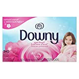 Downy Fabric Softener Dryer Sheets, April Fresh, 240 count