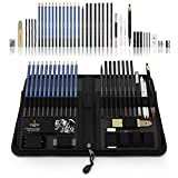 Castle Art Supplies Drawing and Sketching Pencil Art Set