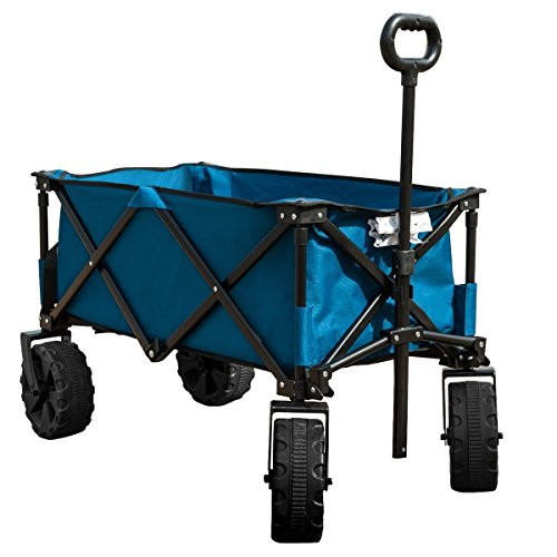 51z2Gn1cikL - The 7 Best All Terrain Wagons: Get your Gear to the Campsite in One Trip!