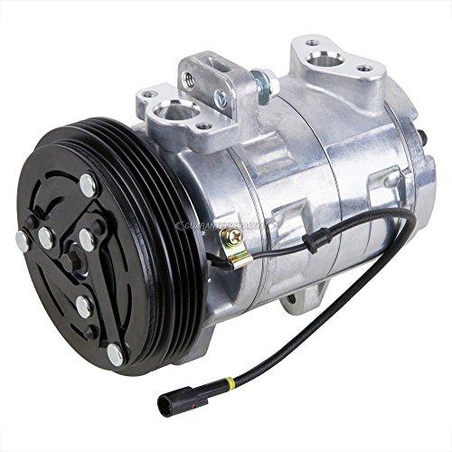 AC Compressor & A/C Clutch For Suzuki Vitara Esteem & Grand Vitara - BuyAutoParts 60-00820NA NEW