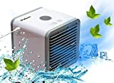 Palmer Personal Space Air Coolers for Room - Portable USB Mini Air Conditioner for Camping & Car  Small Humidifying Cool Air Cube Conditioner Fan Indoor & Outdoor  Table Top Mini Air Conditioner