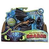 Dragons 3 - 6053476 - Jeu enfant - Figurine d'Action - Pack Dragon & Viking -...