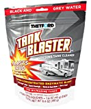 Thetford 96527 Blaster Holding Tank Cleaner Pouches, 1.6 oz., White (Pack of 4)