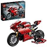 LEGO- Ducati Panigale V4 R Technic Jeux de Construction, 42107, Multicolore
