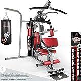 Sportstech Premium 50in1 Kraftstation für EIN Allround Training | Multifunktions-Heimtrainer mit Stepper &...