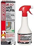 Saratoga mufficida antimuffa spray Z10 contro muffe alghe muschi licheni 1000ml