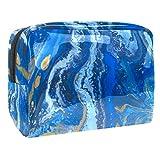 Bolsa de maquillaje portátil con cremallera bolsa de aseo de viaje para mujeres práctico almacenamiento cosmético bolsa pintura acrílica