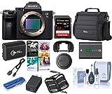 Sony Alpha a7 III 24MP UHD 4K Mirrorless Digital Camera + 32GB SDHC U3 Card + Lowepro Camera Case +...