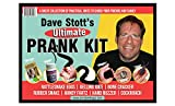Fun Time Products Dave Stott's 'Ultimate Prank Kit', Funny Gag Gifts for Men, Women, and Kids