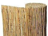 Gardeneas Canisse naturelle en bambou jusqu'à 2 x 5 m