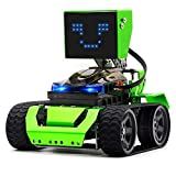 Robobloq STEM Robot Kit - DIY 6 in 1 Advanced Mechanical Building Block with Remote Control for...