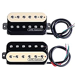 HS2 Electric Guitar Humbucker Pickups for Gibson Les Paul Review