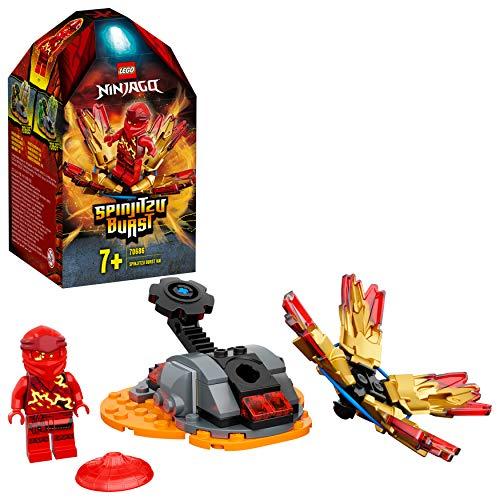 レゴ(LEGO) ニンジャゴー スピン術バースト カイ 70686