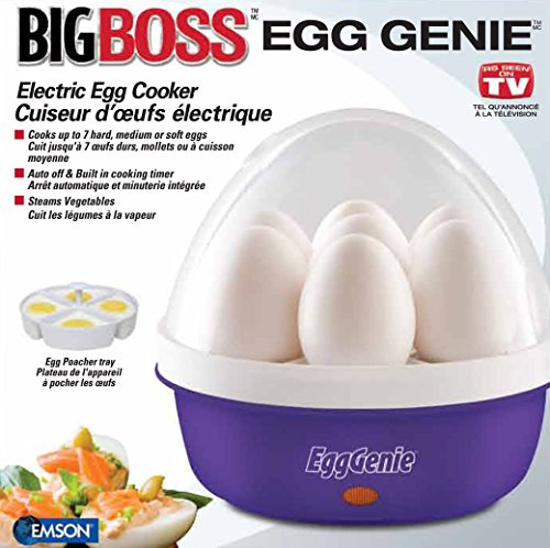 Big Boss Genie Egg Cooker