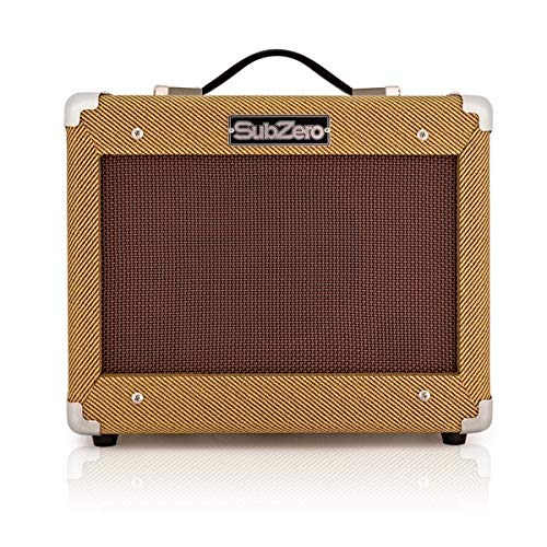 SubZero Tweed V15G Guitar Amp