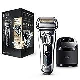 Braun Series 9 9296cc Wet&Dry  - Afeitadora Eléctrica para hombre para Barba, Recortadora de...