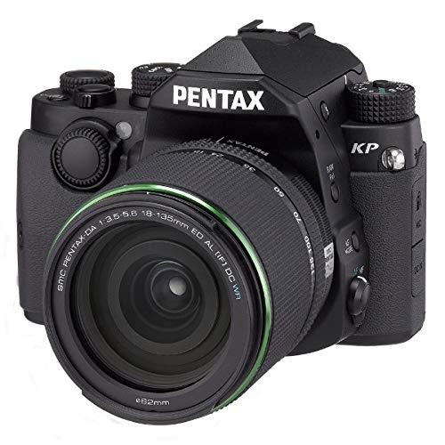 ペンタックス デジタル一眼レフカメラ「PENTAX KP」18-135WRレンズキット(ブラック) KP 18-135 BK