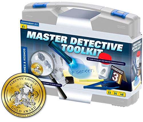 Forensic Experiment Kit for Kids