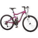 2434; Mongoose Ledge 2.1 Girls39; Mountain Bike, Pink