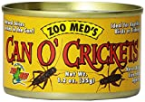 Zoo Med Can O' Crickets Nourriture pour Reptile/Amphibien - 35 g