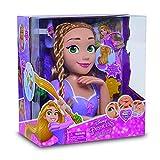 Disney Princesses - Raiponce, Tête à Coiffer et à Maquiller Deluxe,...