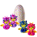Hatchimals Surprise - Giraven - Hatching Egg with Surprise Twin Interactive Creatures by Spin Master