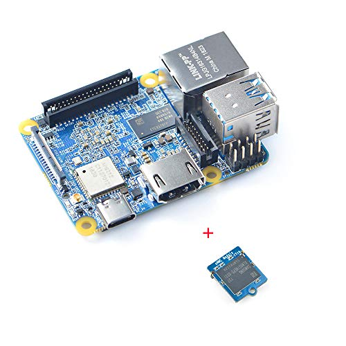 youyeetoo NanoPi NEO4 + 16GB Tarjeta de Memoria con 1 GB LPDDR3...