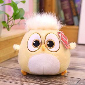 Angry Birds Doll Peluches Regalos Para Niños 3D Big Movie Same Bird Dolls, Kawaii Pillow Hugging Pillow, Para Niños…