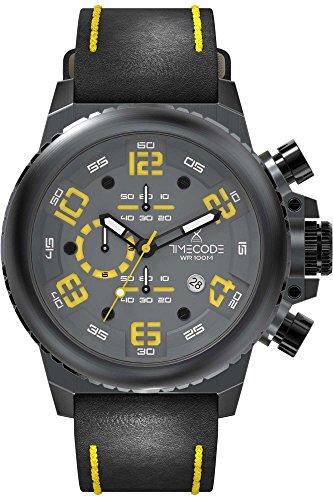 Timecode Everest 1953 Herren-Armbanduhr Chronograph Quarz TC-1004-05