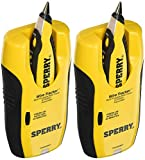 Sperry Instruments ET64220 Wire Tracker Wire Tracer, Audio/Video Installers Must-Have, for Coax, CAT 5, Speaker & Phone, Adapter plugs: RJ-45, RJ-11, Coax & More (Тwo Рack)