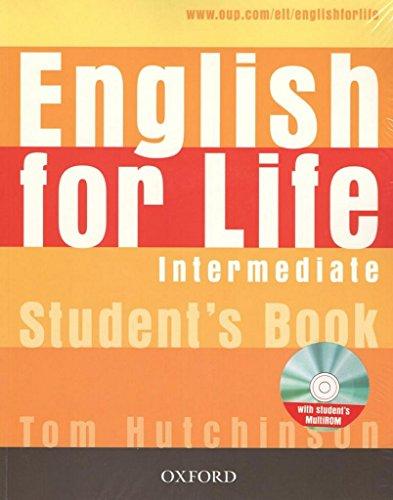 English for Life Intermediate. Student's Book + multi-ROM