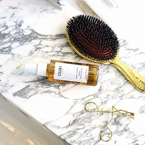 OUAI Wave Spray. For Perfect Yet Effortless Beachy Waves. The Wave Spray Adds Texture, Body and Shine and is Safe for Color- and Keratin-Treated Hair. Free from Parabens and Sulfates (4.9 oz) 2