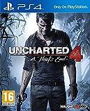 Hardware Platform : Sony Playstation 4 Edition: Standard Type de produit : Uncharted 4: A Thief's End