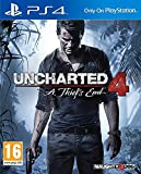 Hardware Platform : Sony Playstation 4 Edition: Standard Type de produit : Uncharted 4: A Thief's End
