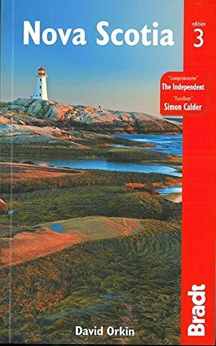 "Bradt's ""Nova Scotia"" (Paperback)"