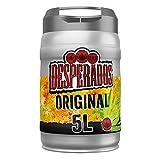 Desperados Original bière aromatisée tequila Fût 5L 5.9°