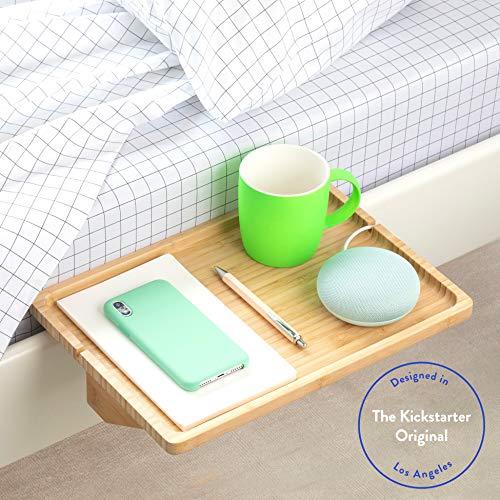 BedShelfie The Original Bedside Shelf - 9 Colors / 4 Sizes - AS...