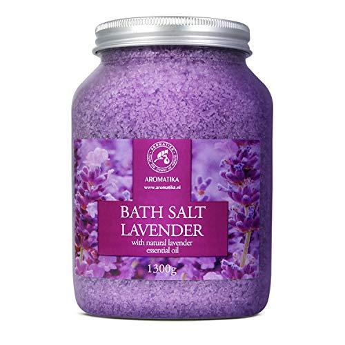 Sea Salt Lavender with Natural Lavender Essential...