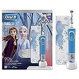 Oral-B Kids - Cepillo de dientes eléctrico de Braun, Frozen 2