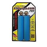 ESI Grips Extra Chunky MTB Grip, Black/Aqua