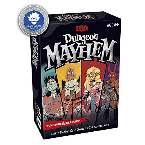Dungeon Mayhem | D&D Card Game