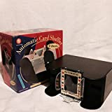 CHH 6-Deck Card Shuffler, Black, 6 Deck