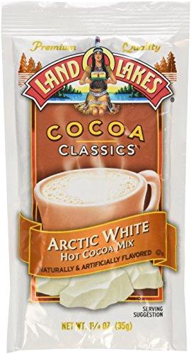 Land O Lakes Cocoa Classic Arctic White Hot Cocoa Mix