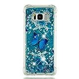 XIPER Samsung Galaxy S8 ケース Galaxy S8 カバー docomo SC-02J /au SCV36 SC-02J SCV36ケー……