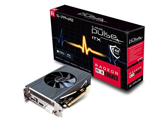 Sapphire 11266-34-20G Radeon RX 570 4GB GDDR5 graphics card - graphics cards (Radeon RX 570, 4 GB, GDDR5, 256 bit, 5120 x 2880 pixels, PCI Express 3.0)
