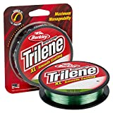 Berkley Trilene XL Smooth Casting Monofilament Service Spools(6-Pound,Low-Vis Green) (Packaging May Vary)