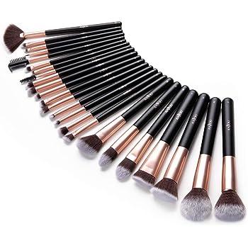 Anjou 16pcs Makeup Brush Set Kit